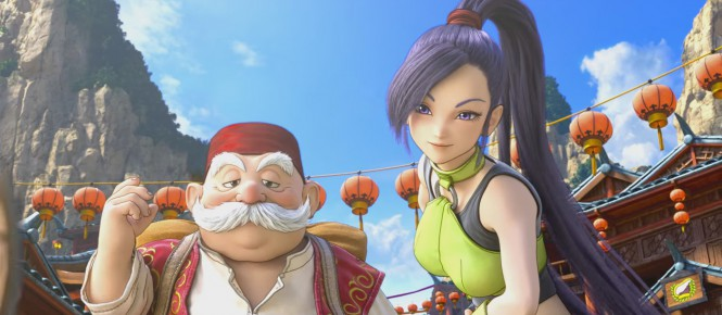 Dragon Quest XI vous offre Dragon Quest 1