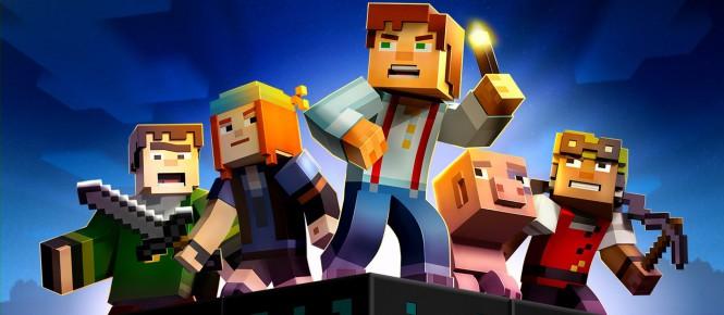 Minecraft Story Mode donne des dates
