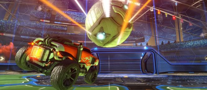 Nouveau système de ban pour Rocket League