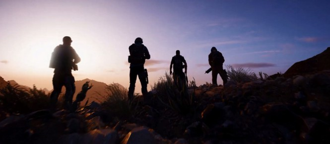 Une version d'essai pour Ghost Recon Wildlands