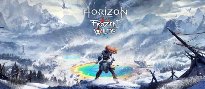 Horizon date son DLC The Frozen Wilds