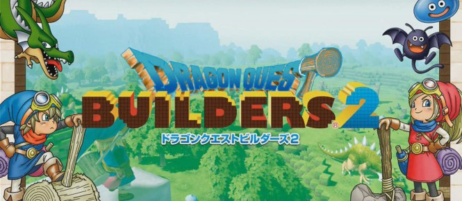 Dragon Quest Builders 2 s'annonce sur PS4 et Switch