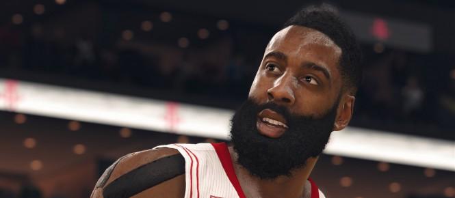 Une démo et un barbu pour NBA LIVE 18