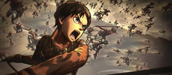 Attack on Titan : une suite chez Koei Tecmo