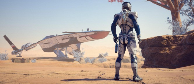 Mass Effect Andromeda arrête (déjà) son solo