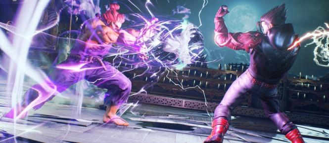 Tekken 7 patche son online