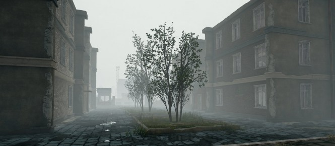PUBG bientôt dans le brouillard