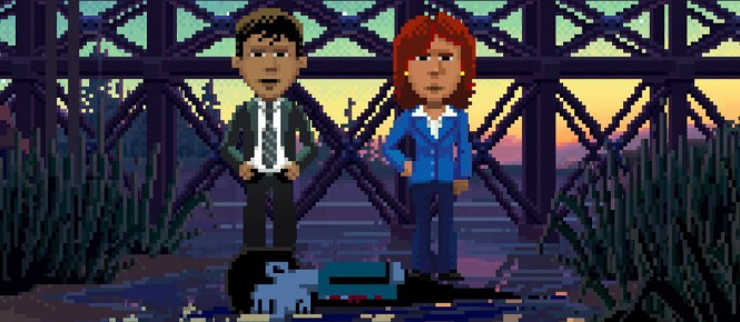 Thimbleweed Park se date sur Switch, iOS, Android