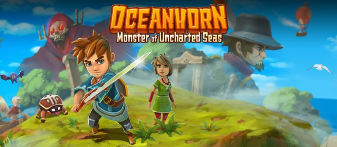 Oceanhorn : joli succès sur Switch