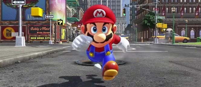 Super Mario Odyssey en bundle avec la Switch (+ vidéo)