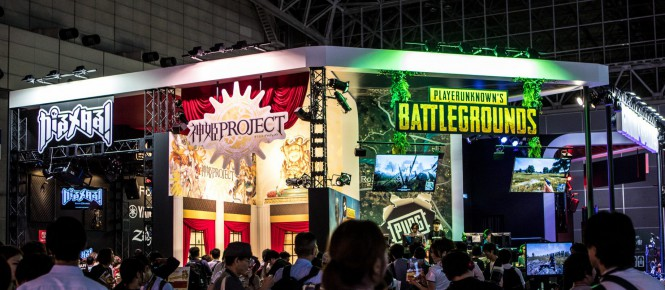 [TGS 2017] Tokyo Game Show 2017, nos impressions