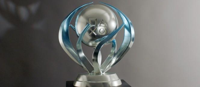 Un (vrai) trophée platine à gagner.