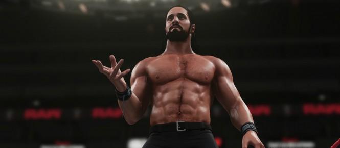 Pas de microtransactions pour WWE 2K18