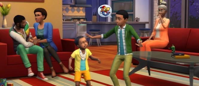 Sims 4 : un pack de DLC sur consoles