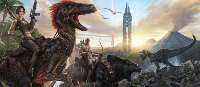 ARK Survival Evolved : un patch pour la Xbox One X