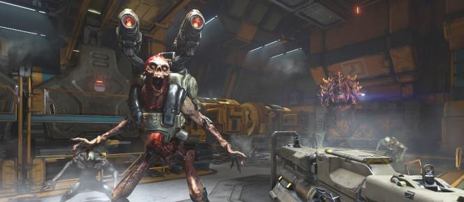 Doom se date sur Switch