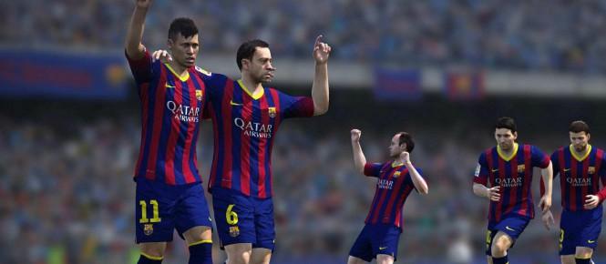 FIFA 14 quitte l'EA Access