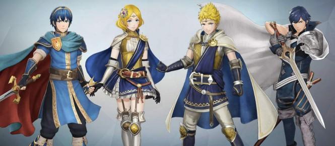 Fire Emblem Warriors : les DLC en détail