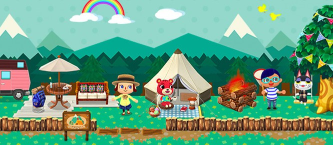 Animal Crossing se détaille sur mobiles