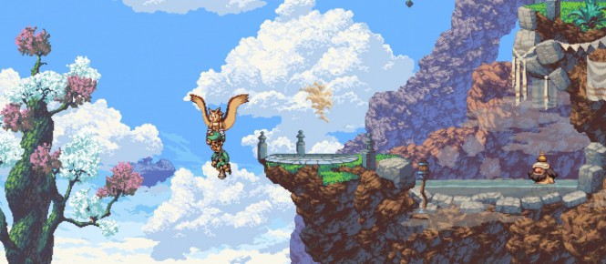 Owlboy se date sur consoles