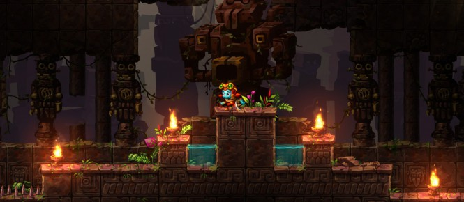 SteamWorld Dig 2 : les bonnes ventes Switch
