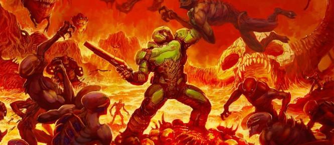 Doom dévoile son poids sur Switch