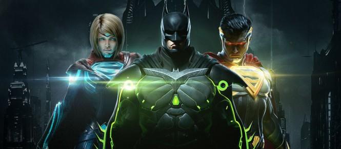 Injustice 2 sur PC : bêta et date de sortie