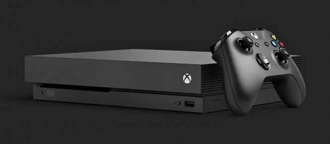 Xbox One X : bon départ au Royaume-Uni