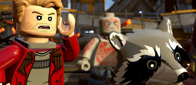 Switch : LEGO Marvel Super Heroes 2 se date