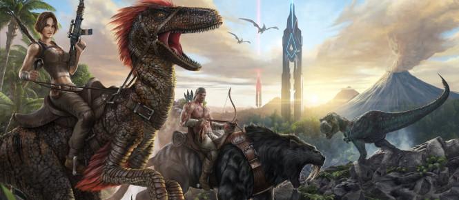 Une suite prévue à Ark Survival Evolved