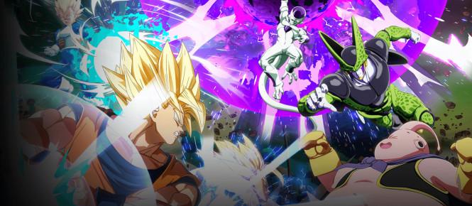 Nouveaux combattants pour Dragon Ball FighterZ