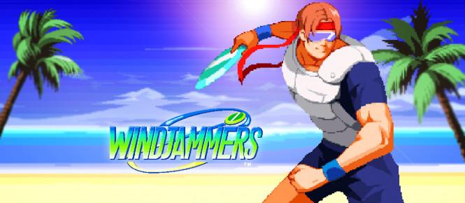 Windjammers aura droit à sa version boite
