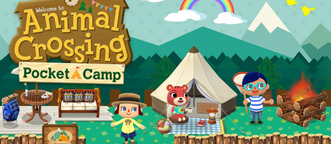 Une date pour Animal Crossing Pocket Camp