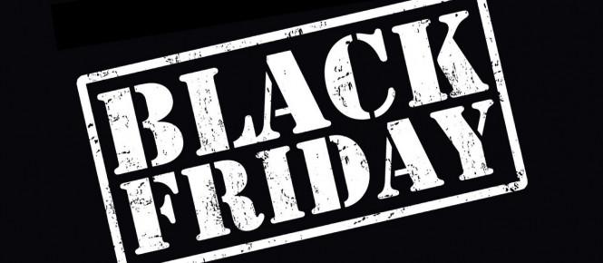 Black Friday : les promos sont lancées