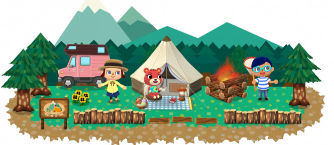 Animal Crossing : Pocket Camp est déjà là