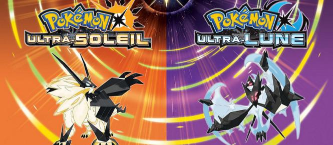 Pokémon Ultra-Soleil / Ultra-Lune : gros lancement japonais