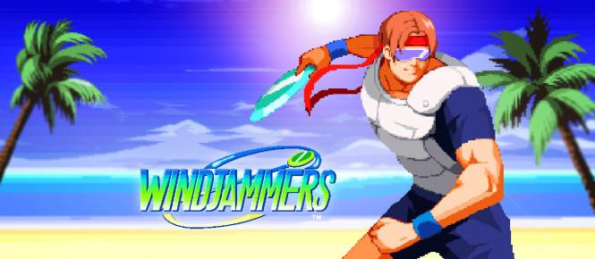 Une suite pour Windjammers