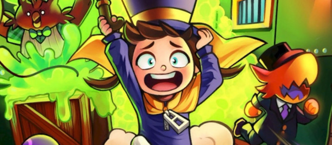 A Hat in Time se date sur consoles