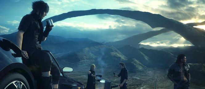 2018, grande année pour Final Fantasy