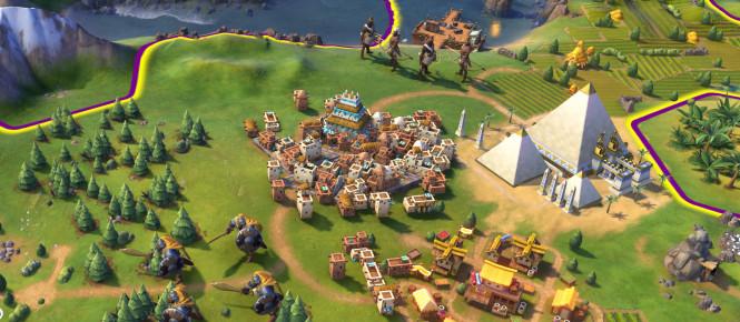 Civilization VI date sa première extension