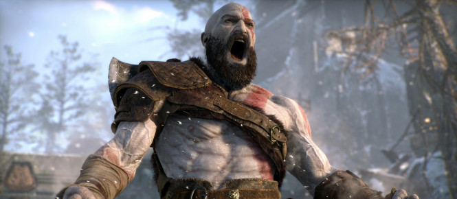 God of War pour mars 2018 ?