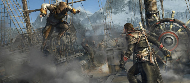 Vers un Assassin's Creed Rogue HD ?