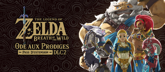 Zelda Breath of the Wild : le nouveau DLC est là