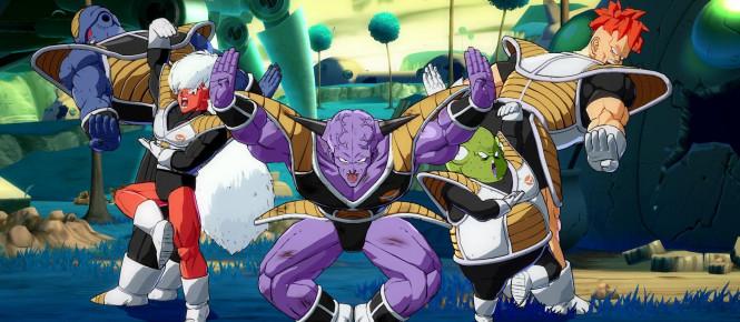 Dragon Ball FighterZ annonce de nouveaux combattants