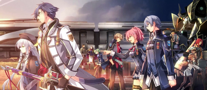 Trails of Cold Steel IV a son site teaser
