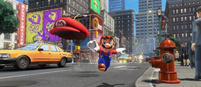 Le million pour Super Mario Odyssey au Japon