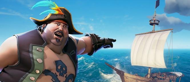 Sea of Thieves : un DLC pour une manette spéciale