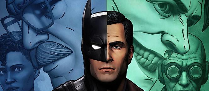 L'épisode 4 de Batman : The Enemy Within daté
