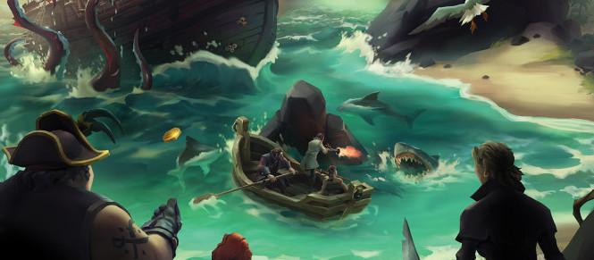 Sea of Thieves : la bêta fermée pour bientôt