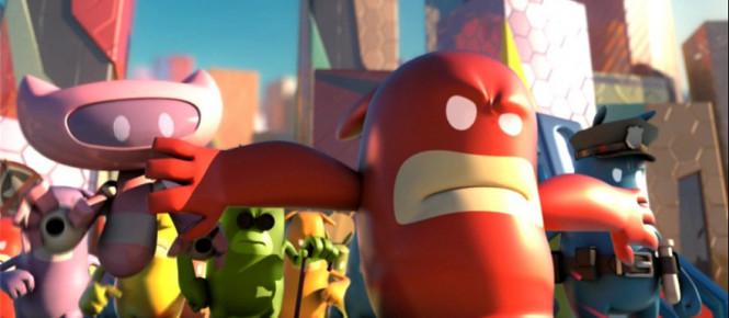 de Blob 2 aussi sur PS4 et Xbox One